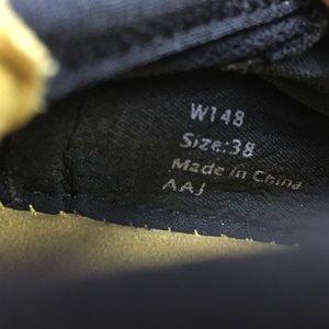Vibram Shoes - Vibram FiveFingers W148 Black Barefoot Running
